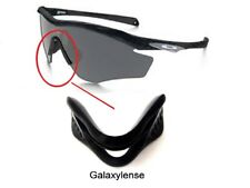 Galaxy Nose Pads Rubber Kits For Oakley M2 Frame Sunglasses Black