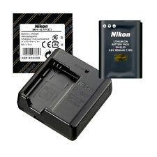 Nikon Vea022ea Mh-67p Indoor Battery Charger Black Lithium ion (li-ion) -