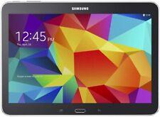 """Samsung Galaxy Tab 4 10.1"""" T530 16GB Black WiFi 60-Day Warranty Free FedEx 2Day"""