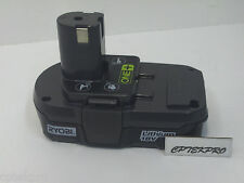 NEW GENUINE! Ryobi one+ 18V 18-Volt Lithium-Ion Li-Ion Compact Battery Pack P102