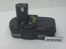 NEW! Ryobi tool one+ 18V 18-Volt Lithium-Ion Li-Ion Compact Battery Pack P102