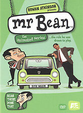 Mr. Bean: The Animated Series - Bean There, Done That [NO DISC] (DVD, 2003)