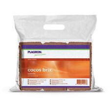 6x Dehydrierte Kokosfaserziegel Plagron Cocos Brix (650g-9L)