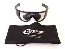 Solar Eclipse glasses, USA made, ISO safe by Rainbow Symphony, Free Shipping.