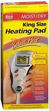 Cara Heating Pad Moist/Dry With Select Heat 1 Each
