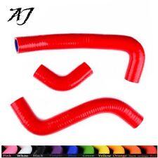 Red For TOYOTA SCION XB XA BB 1NZ-FE/2NZ-FE 04-07 Silicone Coolant Radiator Hose