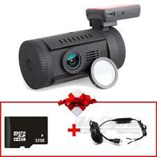Mini0826 Ambarella A7 HD 1296P Car Dash Camera DVR GPS CPL+32G+Parking Hard F1