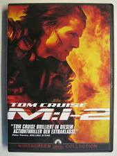 MISSION IMPOSSIBLE 2 - DVD - TOM CRUISE