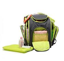 Mummy Bag Baby Nappy Diaper Changing Backpack Mother Travel Bag Large Capacity