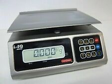 Tor-Rey LEQ 5/10 Portioning Bench Scales 10 LB X 0.002 Lbs