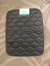 New bath mat non-slip grey
