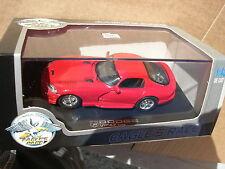EAGLE RACE 1/43 DODGE VIPER RT/10 1996 ROUGE !!!