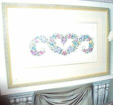 HERITAGE COLLECTION FLORAL BROCADE HEART COUNTED CROSS STITCH KIT