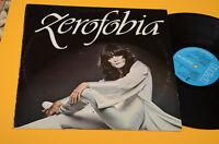 RENATO ZERO LP ZEROFOBIA ORIG 1977 EX+ TOP COLLECTORS AUDIOFILI