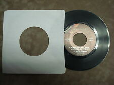 GLENN BARBER- MY WORLD IS SQUARE/ KISSED BY THE RAIN, WARMED BY THE SUN  45 RPM