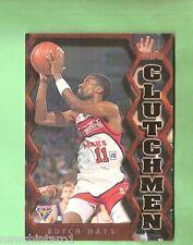 1995  FUTERA AUSTRALIAN  BASKETBALL CLUTCHMEN  CARD CM7  BUTCH HAYS