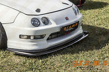 Honda Integra Front Bumper Splitter / Lip for Performance, Bodykit V6