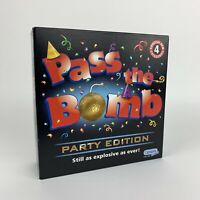 Gibsons Pass The Bomb Party Edition Board Game - 100% Complete With Instructions
