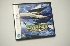 Nintendo DS Star Fox Command Japan game US Seller