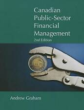 USED (VG) Canadian Public Sector Financial Management, Second Edition (Queen's P