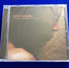 NEW Deep Rumba A Calm in the Fire of Dances Yellowbird Enja CD 2010 Jazz Dance