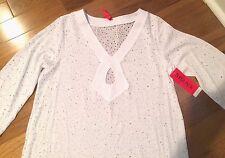 women's NEW SPANX Keyhole Beach Tunic Swimsuit Cover Up Medium M retail $98