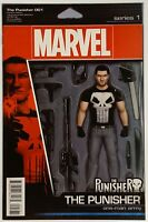 Punisher # 1 (CHRISTOPHER ACTION FIGURE VARIANT COVER) GEMINI SHIP