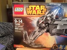 LEGO STAR WARS 75096 SITH INFILTRATOR NEW SEALED BOX