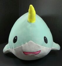 """Fiesta Narwhal Plush Large 14x16"""" Squishmallows"""