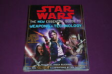 STAR WARS - Haden Blackman - The New Essential Guide to Weapons & Technology
