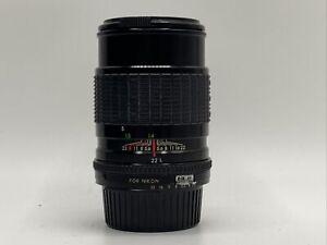 Sigma Mini- Tele 135mm 1:3.5 Objektiv für Nikon #882957-29