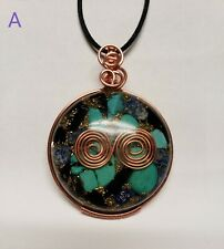 EMFs Protection Orgonite Pendant Necklace