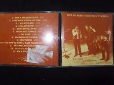 CD MOX GOWLAND TRIO / LIVE AU PETIT THEATRE D'ETAMPES / RARE /