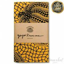 Yayoi Kusama Paño Tenugui Ky-001 Calabaza Amarilla Arte Artista de Japón