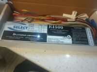Lithonia Lighting EI500 M12 Contractor Select 500 Lumen Emergency Ballast for F
