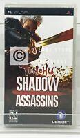 Tenchu Shadow Assassins - PSP - New