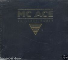 MC Ace - Twilight Party ♫ transparente Maxi-Single-CD von 1997 ♫ WIE NEU ♫ RAR