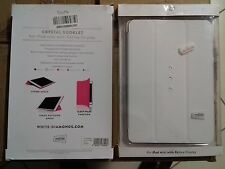 Cover White Diamonds Custodia per iPad Air Mini - Bianco/Nero con Swarovski