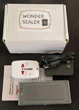 More details for wonder sealer + tribute to wonder sealer - dvd + 5 packs of ws seals.+ box seals