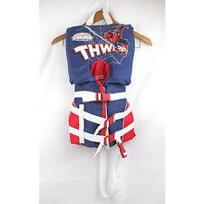 NWT Marvel Ultimate Spider-man Life Jacket Infant Floating Vest Child PFD Device