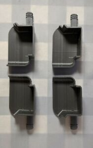 Land Rover Discovery 2 Sunroof plastic drain fittings x 4 - 3D printed parts