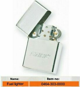 STIHL Logo Fuel Lighter Collectable Chainsaw Original Merchandise 0464-303-0000