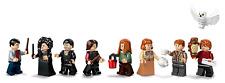 Mini Figs LEGO 75980 Tonks Ginny Arthur Molly Weasley Fenrir Bellatrix Pink Pig