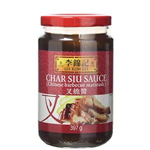 Lee Kum Kee Char Siu Sauce (Chinese Barbecue Marinade) 397g 李錦記叉燒醬