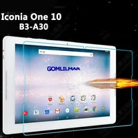 """Tempered Glass Film Screen Protector for 10.1"""" Acer Iconia One 10 B3-A30,"""