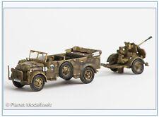 TK056 Steyr 1500 & 2cm Flak,10. Panzerdivision,Tunesien 1943,Warmaster 1:72 NEU&