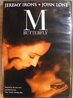 M Butterfly (DVD, 2009) VERY RARE North American Release
