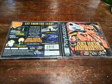 Duke Nukem: Time to Kill (Sony PlayStation 1, 1998)