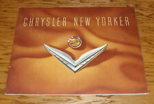 Original 1953 Chrysler New Yorker Sales Brochure 53