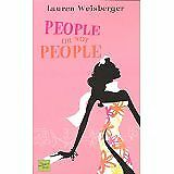Lauren WEISBERGER et - People or not people - 2006 - Broché